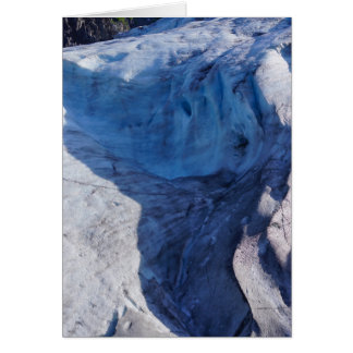 Exit Glacier Waves Card