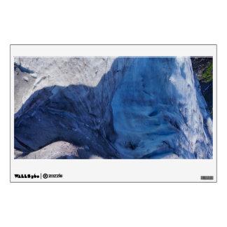 Exit Glacier Waves Wall Decal