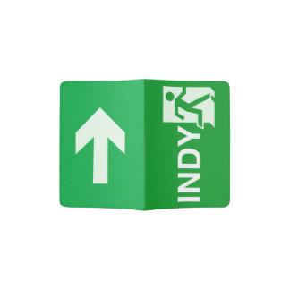 Exit IN Passport Holder