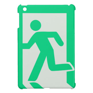 Exit Sign iPad Mini Cover
