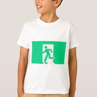Exit Sign T-Shirt