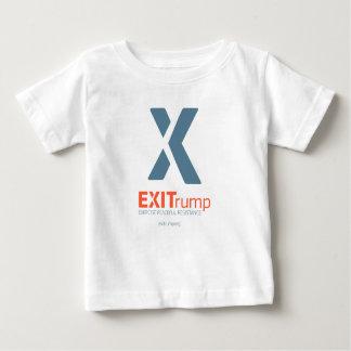 EXITrump Toddler Tee