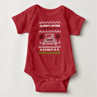 Exocet 2015 Tacky Holiday Baby Sweater T-shirt