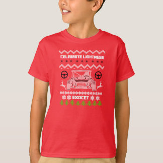 Exocet 2015 Tacky Holiday T-Shirt for Kids