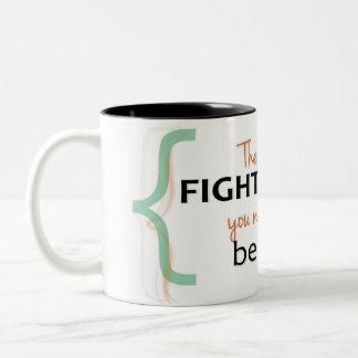 Exodus 14:14 Mug