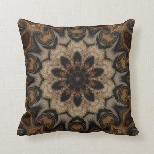 Exotic Africa. Throw Pillow