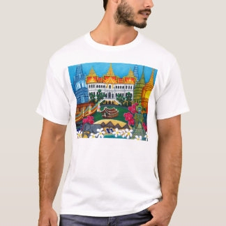 Exotic Bangkok Tshirt by Lisa Lorenz