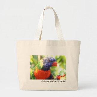 Exotic Bird Tote Bag