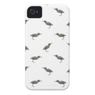 Exotic Birds Motif Pattern Case-Mate iPhone 4 Case