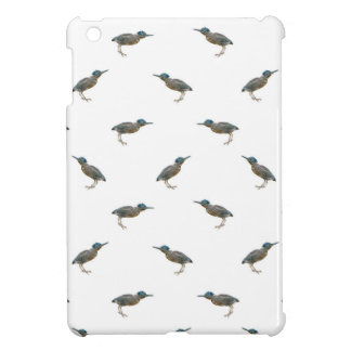 Exotic Birds Motif Pattern iPad Mini Cover