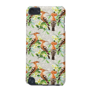 Exotic Birds On Lace iPod Touch (5th Generation) Covers