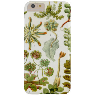 Exotic Botanical Barely There iPhone 6 Plus Case