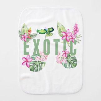 Exotic Burp Cloth
