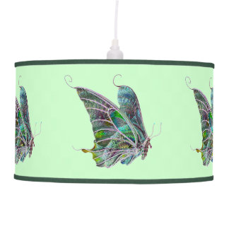 Exotic Butterfly Ceiling Lamp