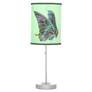 Exotic Butterfly Desk Lamp