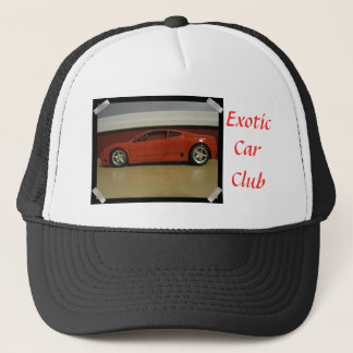 Exotic Car Club Hat