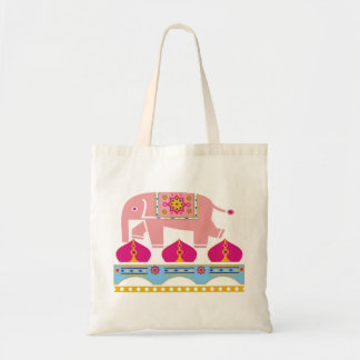 Exotic Elephant Tote Bag