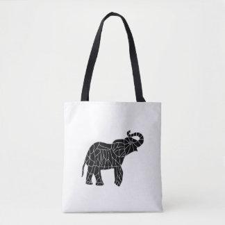 Exotic Elephant Tote Bag