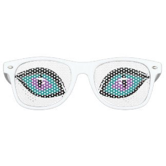 Exotic Eyes Party Shades