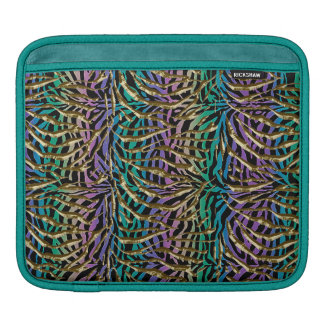 Exotic Fantasy Animal Print iPad Sleeve