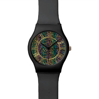 Exotic Fantasy Animal Print Watch