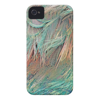 exotic feathers Case-Mate iPhone 4 cases