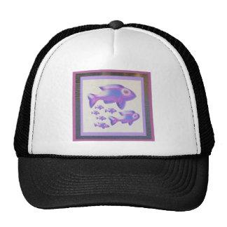Exotic Fish FAMILY Trucker Hat