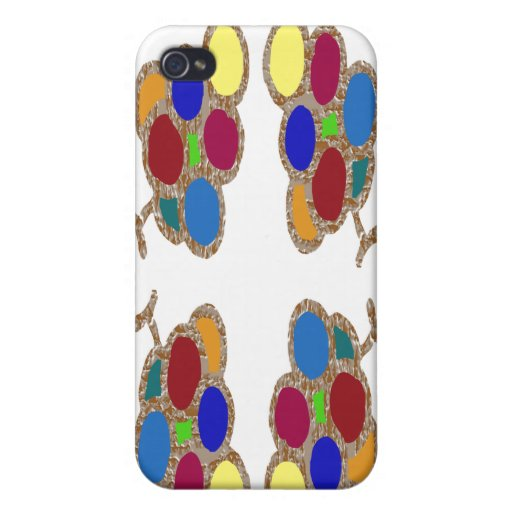 Exotic Fruit Basket iPhone 4 Covers