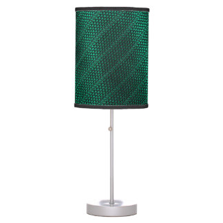 EXOTIC GREEN TABLE LAMP