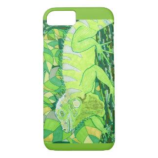 Exotic Iguana iPhone 7 Case