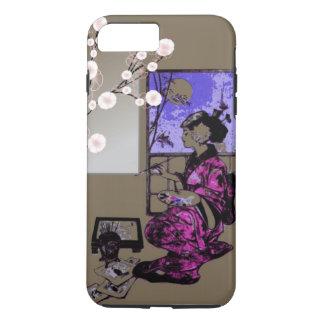 exotic Japanese women geisha phonecase iPhone 8 Plus/7 Plus Case