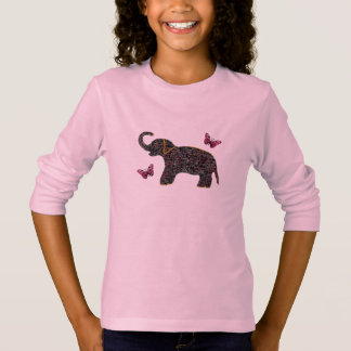 Exotic Jewel Elephant Shirt