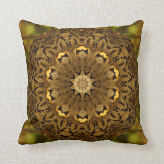 Exotic Jungle. Throw Pillow