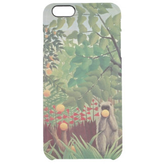 Exotic Landscape, 1910 Clear iPhone 6 Plus Case