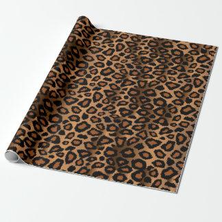 Exotic Leopard Animal Skin Print