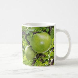 Exotic Maja fruits Classic White Coffee Mug