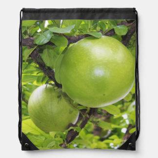 Exotic Maja fruits Drawstring Backpack