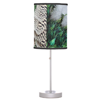 Exotic New Growth Table Lamps