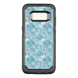 exotic ocean pattern OtterBox commuter samsung galaxy s8 case