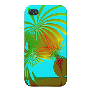 Exotic Palms iPhone 4 Case