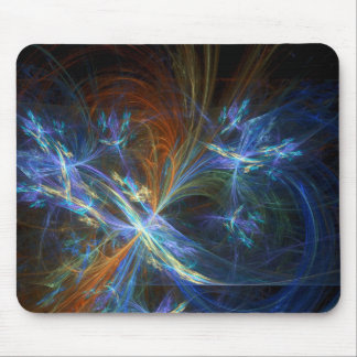 Exotic Particles Mouse Pad