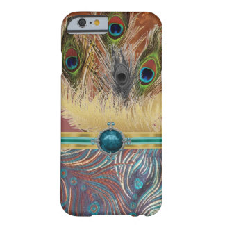 Exotic Peacock Pattern IPhone 6 Case