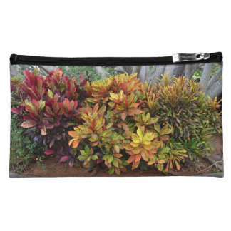 Exotic Plants Cosmetic Bag