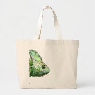 Exotic Reptile Large Tote Bag