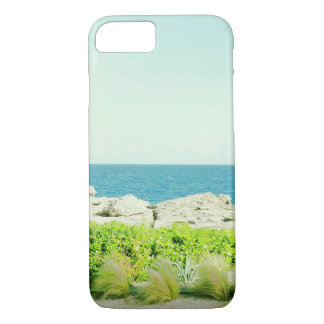 Exotic sea view IPhone Case