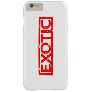 Exotic Stamp Barely There iPhone 6 Plus Case