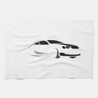 Exotic Supercar Kitchen Towel