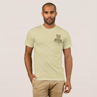 Exotic Tiki Island Podcast Womens Tee Shirt
