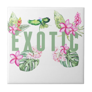 Exotic Tile