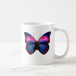 Exotic Tropical Butterfly Mug